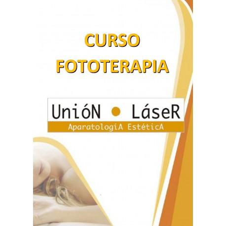Curso de Fototerapias